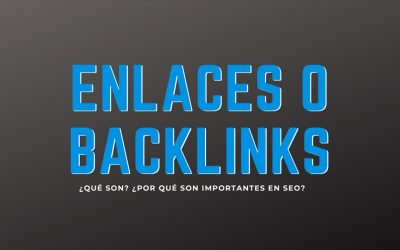 Enlaces o Backlinks