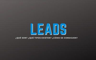 ¿Qué es un Lead?