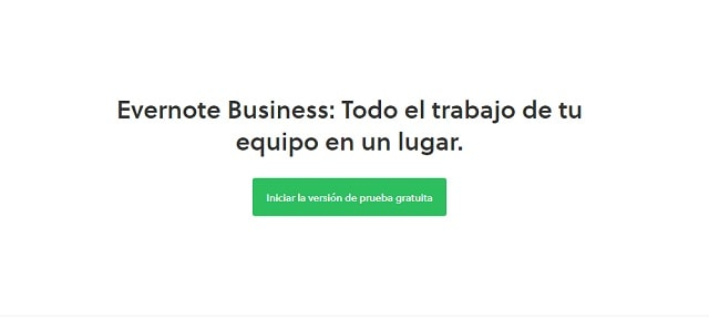 call to action evernote